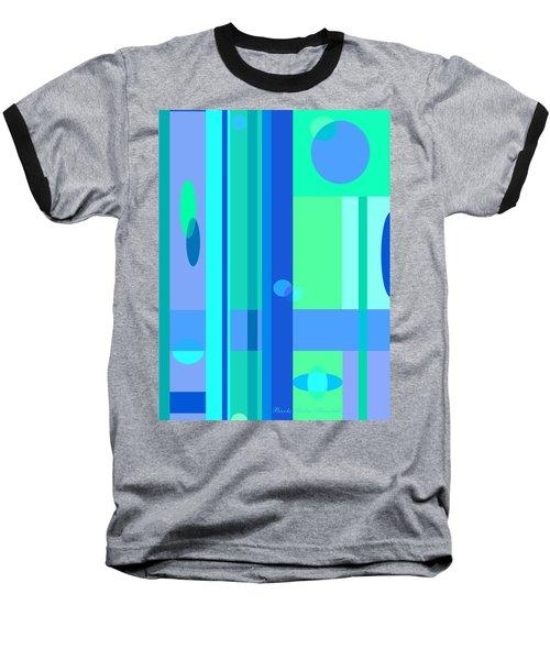 Peaceful Easy Feeling Baseball T-Shirt by Brooks Garten Hauschild