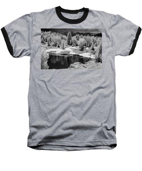 Peaceful Ir Baseball T-Shirt