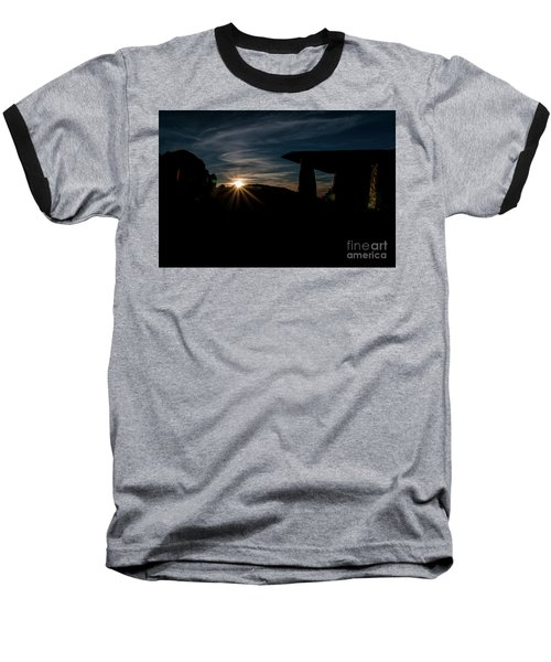 Peaceful Moment II Baseball T-Shirt
