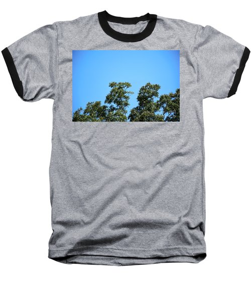 Baseball T-Shirt featuring the photograph Peaceful Moment by Ray Shrewsberry