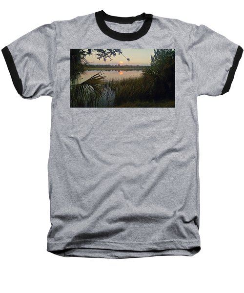 Peaceful Palmettos Baseball T-Shirt