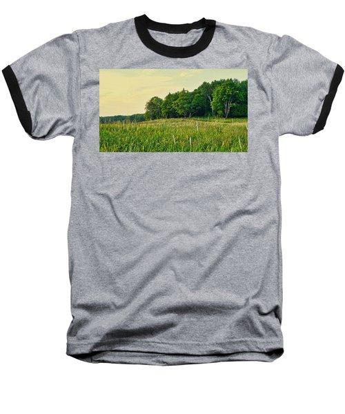 Peaceful Pastures Baseball T-Shirt