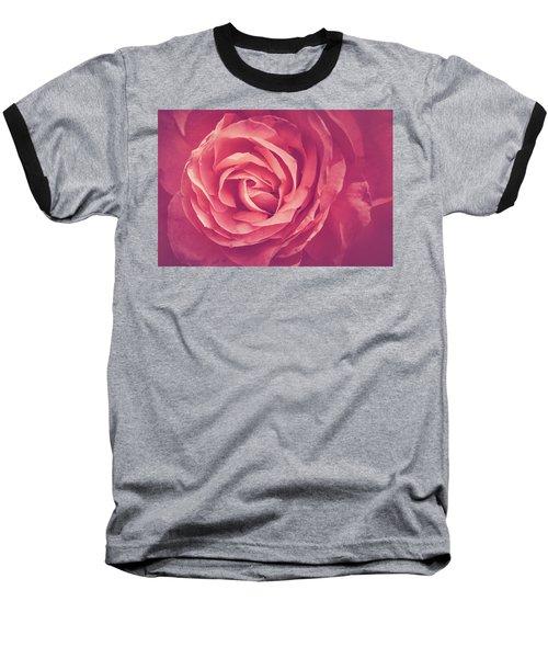 Blooms And Petals Baseball T-Shirt