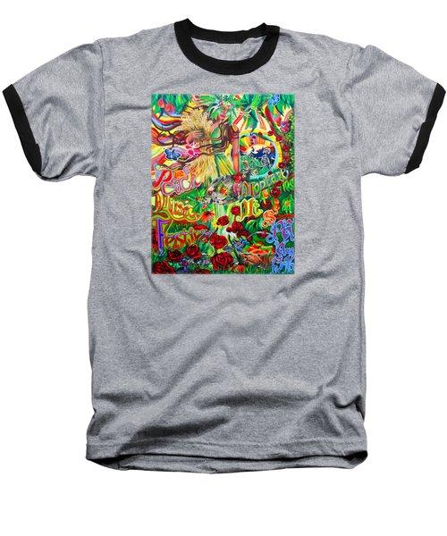 Peach Music Festival 2015 Baseball T-Shirt