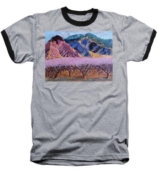 Peach Orchard Canigou Baseball T-Shirt
