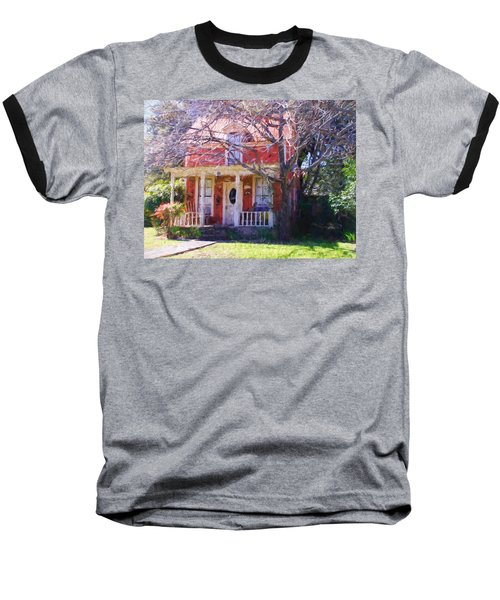 Peach Tree Bed And Breakfast Baseball T-Shirt