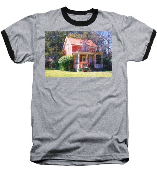 Peach Tree Bed And Breakfast2 Baseball T-Shirt