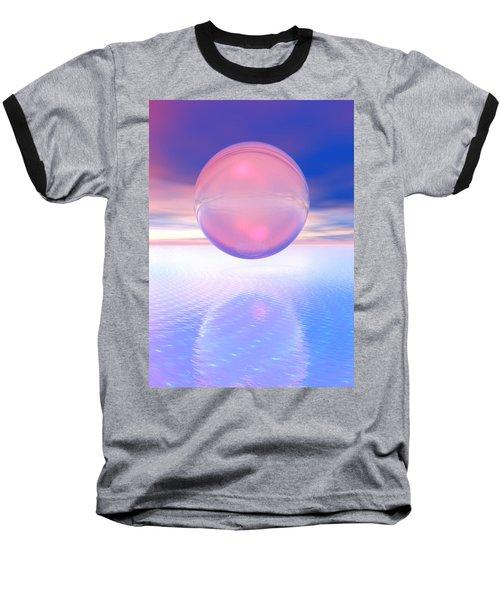 Peachy Baseball T-Shirt