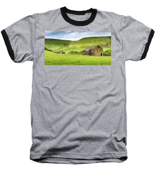 Peak Farm Baseball T-Shirt