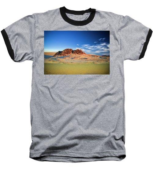 Peaks Of Jockey's Ridge Baseball T-Shirt