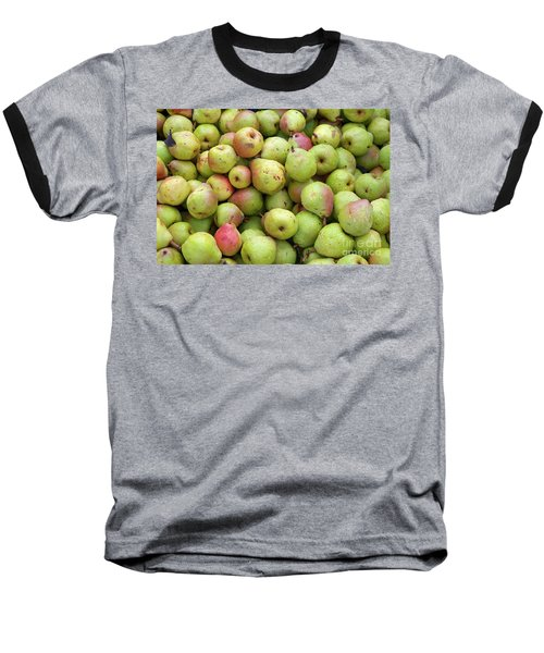 Pear Harvest Baseball T-Shirt