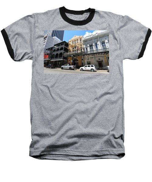 Pearl Oyster Bar Baseball T-Shirt