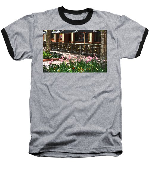 Pearl Street Mall Baseball T-Shirt