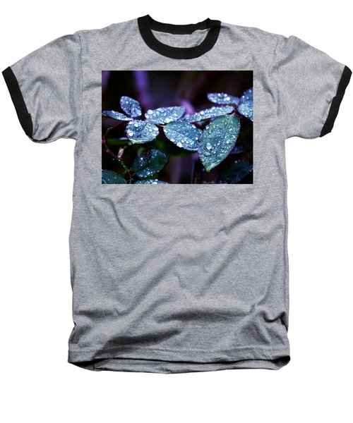 Pearls Of Nature Baseball T-Shirt