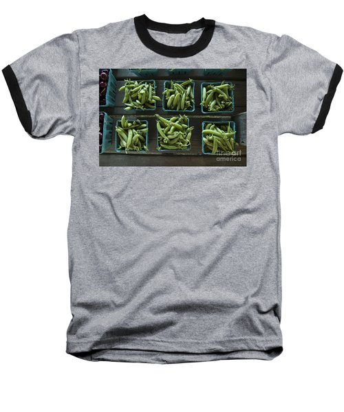 Peas Baseball T-Shirt