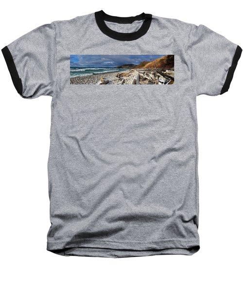 Pebble Beach Baseball T-Shirt