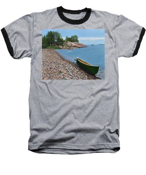 Pebble Beach Baseball T-Shirt