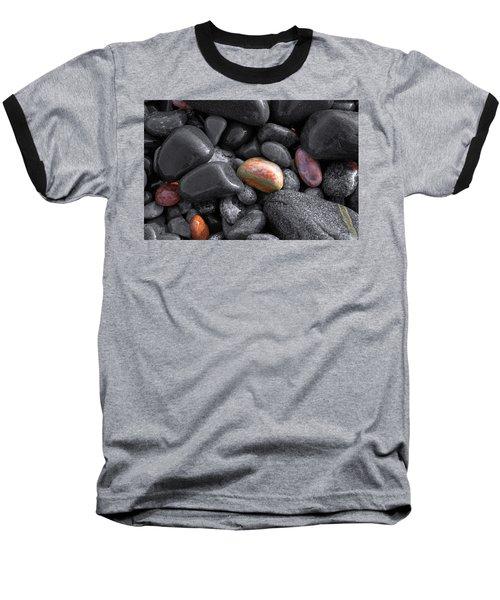 Pebble Jewels   Baseball T-Shirt