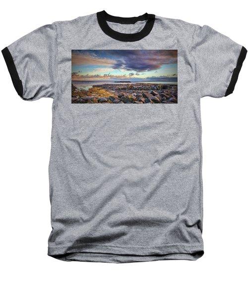Pebbles And Sky  #h4 Baseball T-Shirt