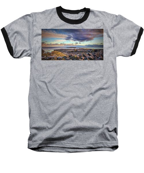 Pebbles And Sky  #h4 Baseball T-Shirt