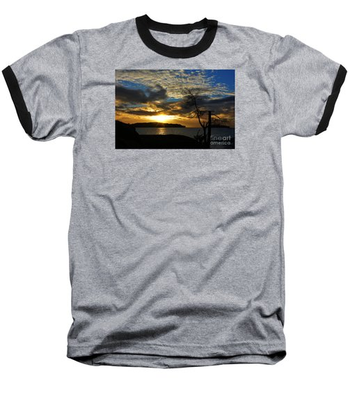 Pebbles  Beach Sechelt  Baseball T-Shirt