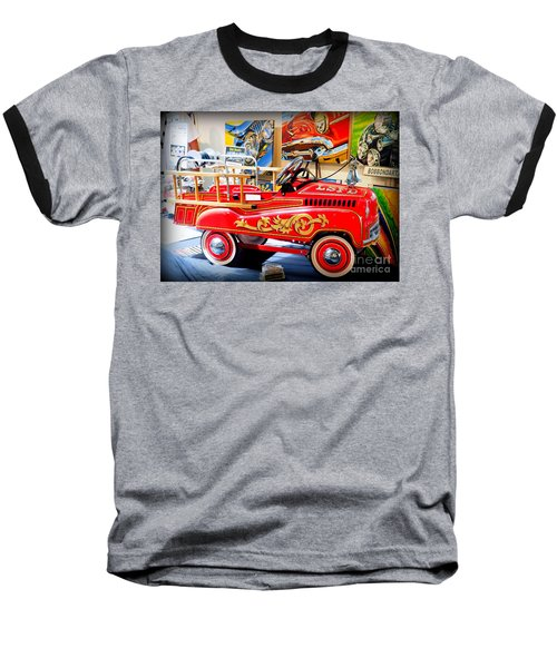 Peddle Car 1 Baseball T-Shirt