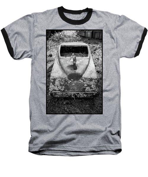 Peddle Car  Baseball T-Shirt