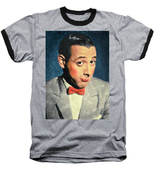 Pee-wee Herman Baseball T-Shirt