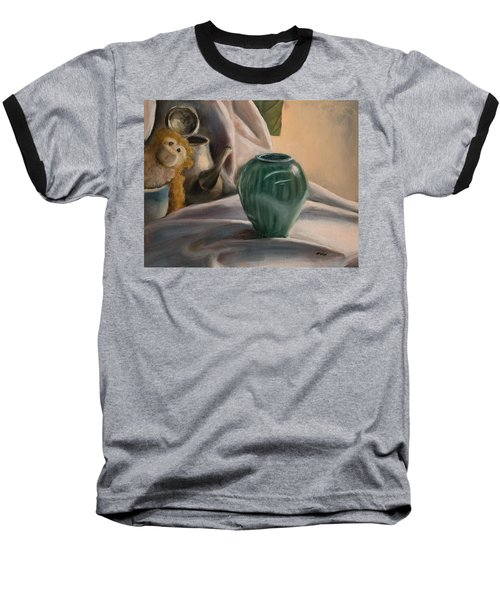 Peek-a-boo Baseball T-Shirt