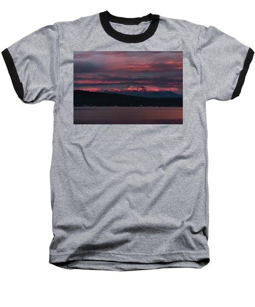 Peekaboo Sunrise Baseball T-Shirt