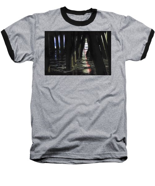 Peeking Baseball T-Shirt