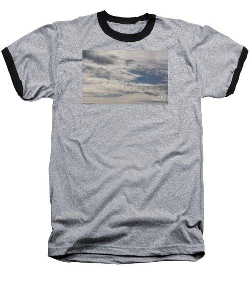 Peeking Sky Baseball T-Shirt