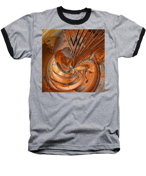 Peeled Baseball T-Shirt