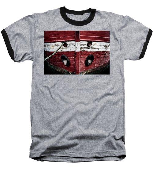 Peeling Away Baseball T-Shirt