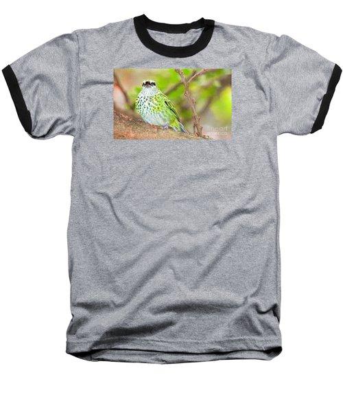 Baseball T-Shirt featuring the photograph Peep by Judy Kay