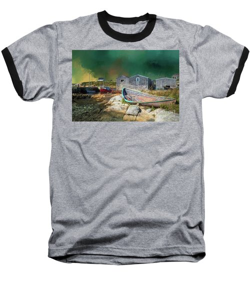 Peggy's Cove Baseball T-Shirt