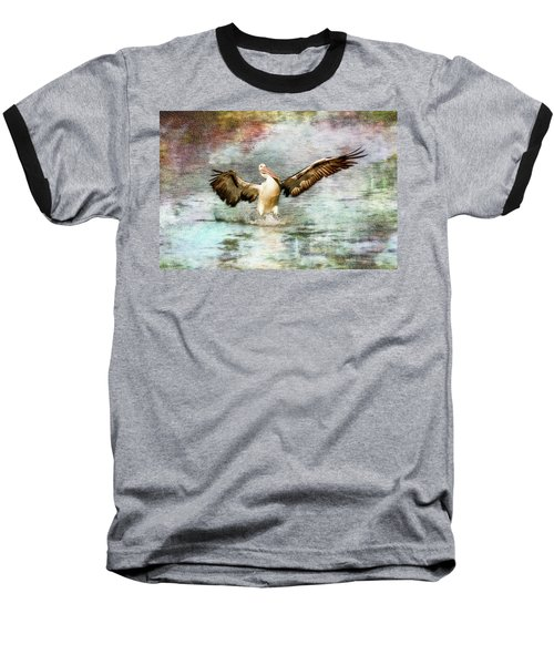 Pelican Art 00174 Baseball T-Shirt by Kevin Chippindall