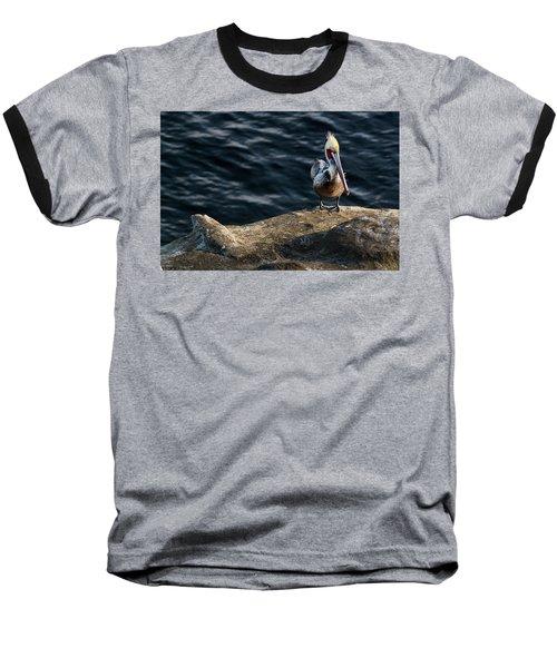 Pelican1 Baseball T-Shirt