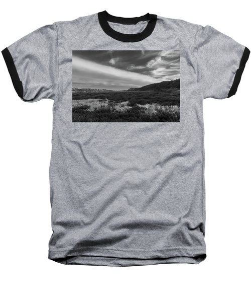 Penasquitos Creek Marsh Baseball T-Shirt