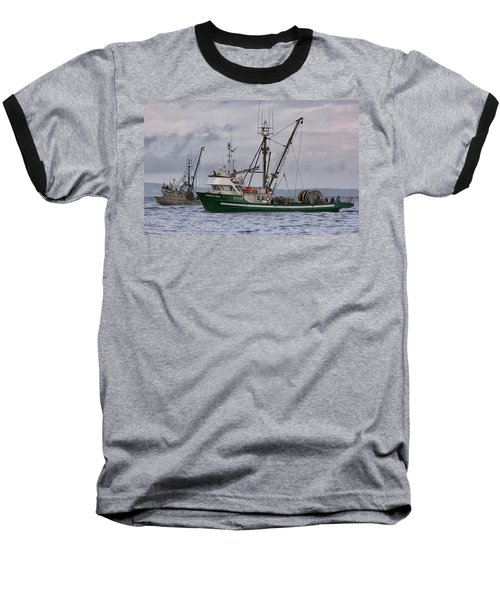 Pender Isle And Santa Cruz Baseball T-Shirt
