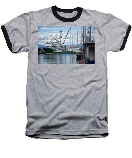 Pender Isle At French Creek Baseball T-Shirt by Randy Hall