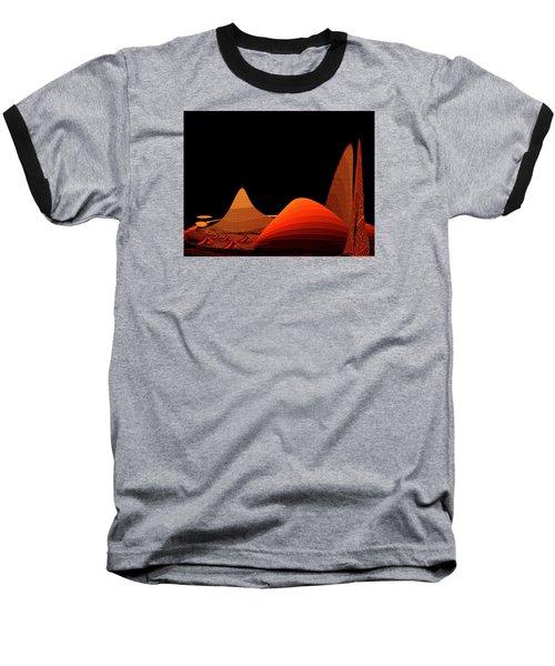 Penman Original-294-refuge Baseball T-Shirt by Andrew Penman
