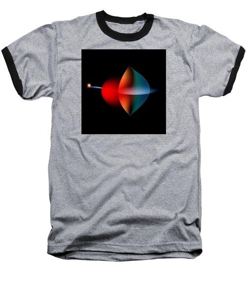 Penman Original-350 Solar Power Baseball T-Shirt by Andrew Penman