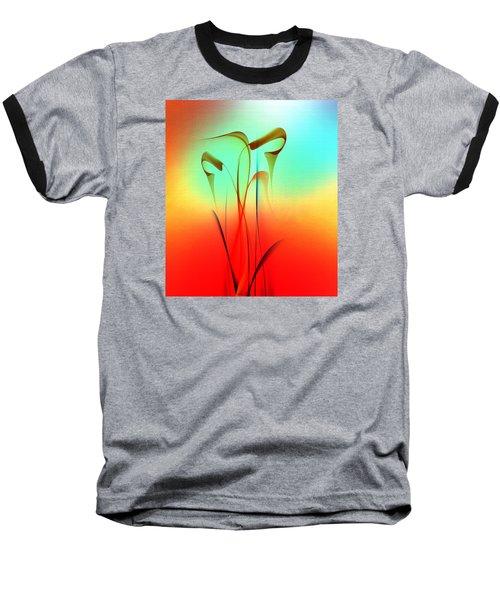 Penman Original- 398- Art For Peace Baseball T-Shirt by Andrew Penman