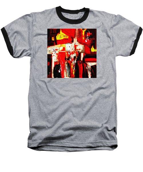 Penman Original-413 Baseball T-Shirt by Andrew Penman