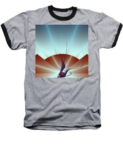 Penman Original-502 The Rising 2016 Baseball T-Shirt by Andrew Penman