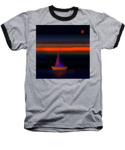 Penman Original-532 Baseball T-Shirt by Andrew Penman