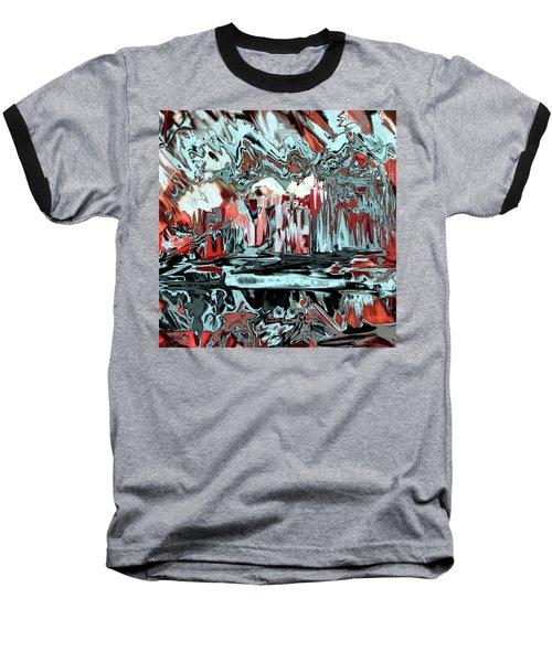 Penman Original-565 Baseball T-Shirt by Andrew Penman