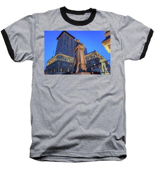 Penn Square Lancaster City Baseball T-Shirt