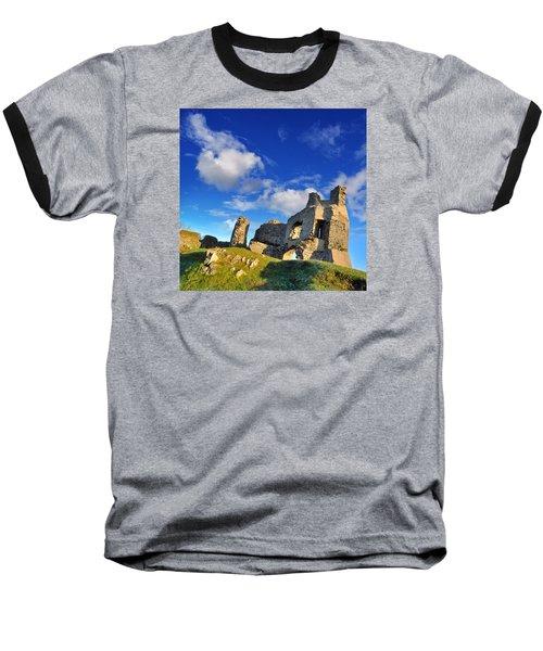 Pennard Castle Baseball T-Shirt